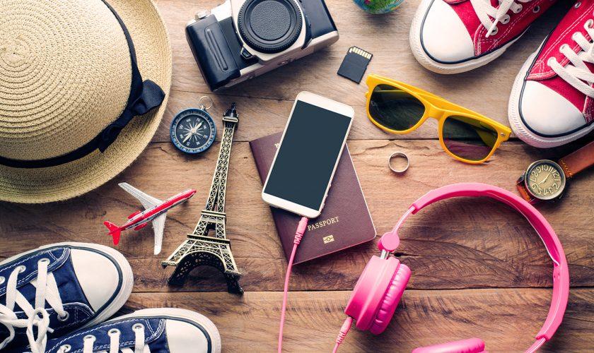 Viajes con tecnología
