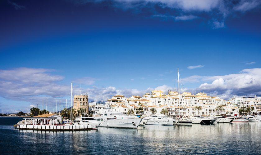 Marbella sitio emblemático de la Costa del Sol