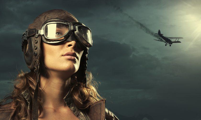 La mujer mexicana en la aviación
