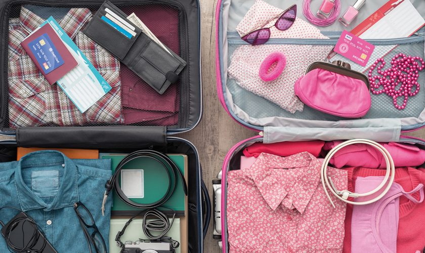 air femme el arte de empacar