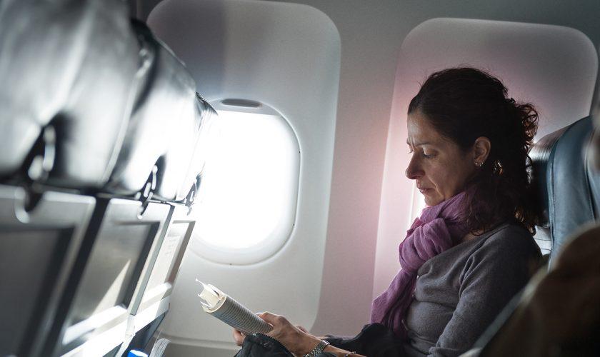 Un libro de volada