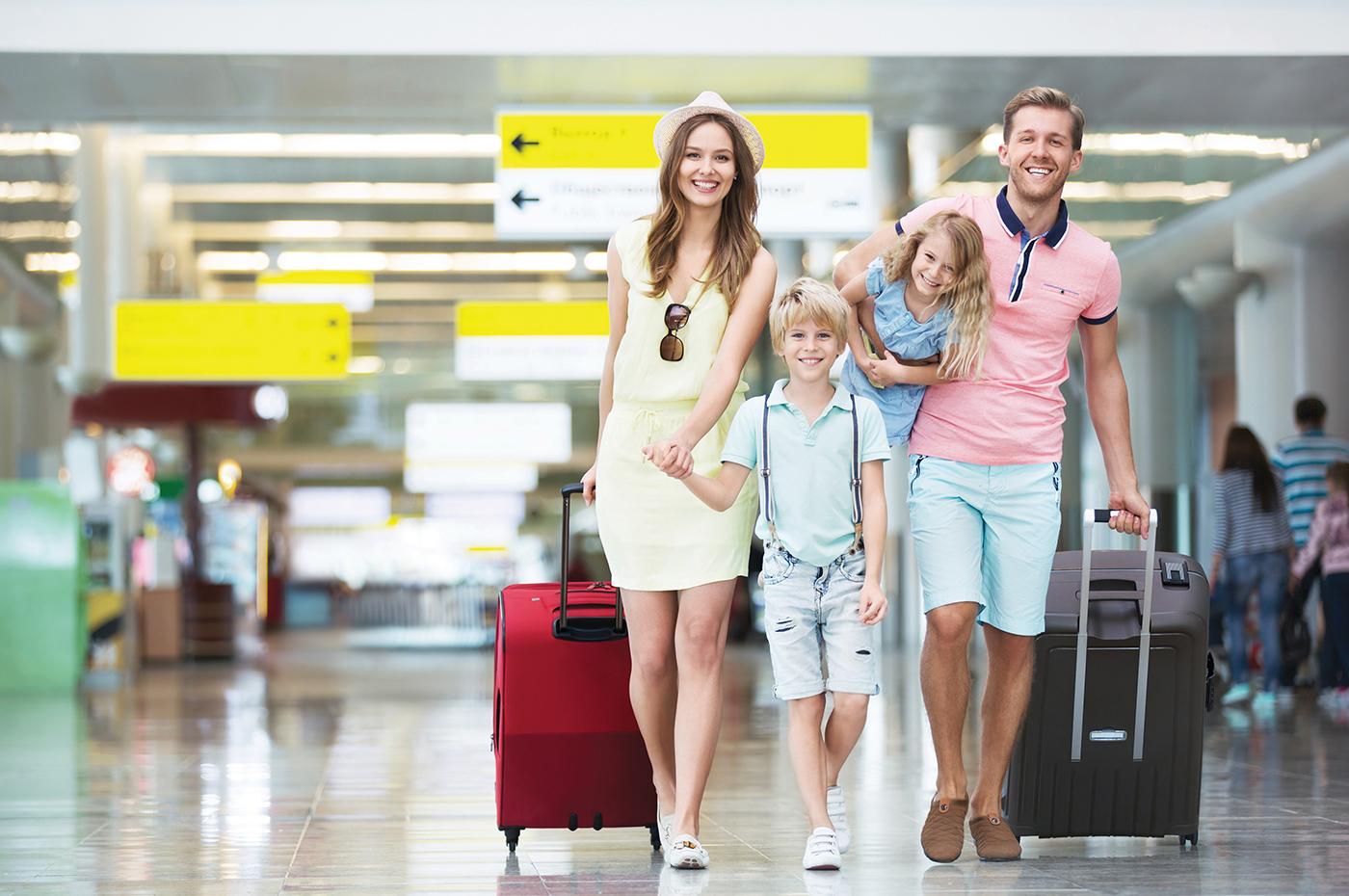 Viajar con niños puede ser la aventura más divertida