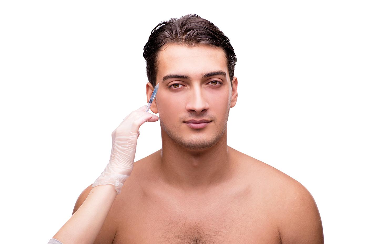La medicina estética no es cuestión de género