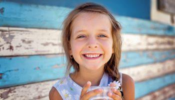 Los dientes de leche sí importan