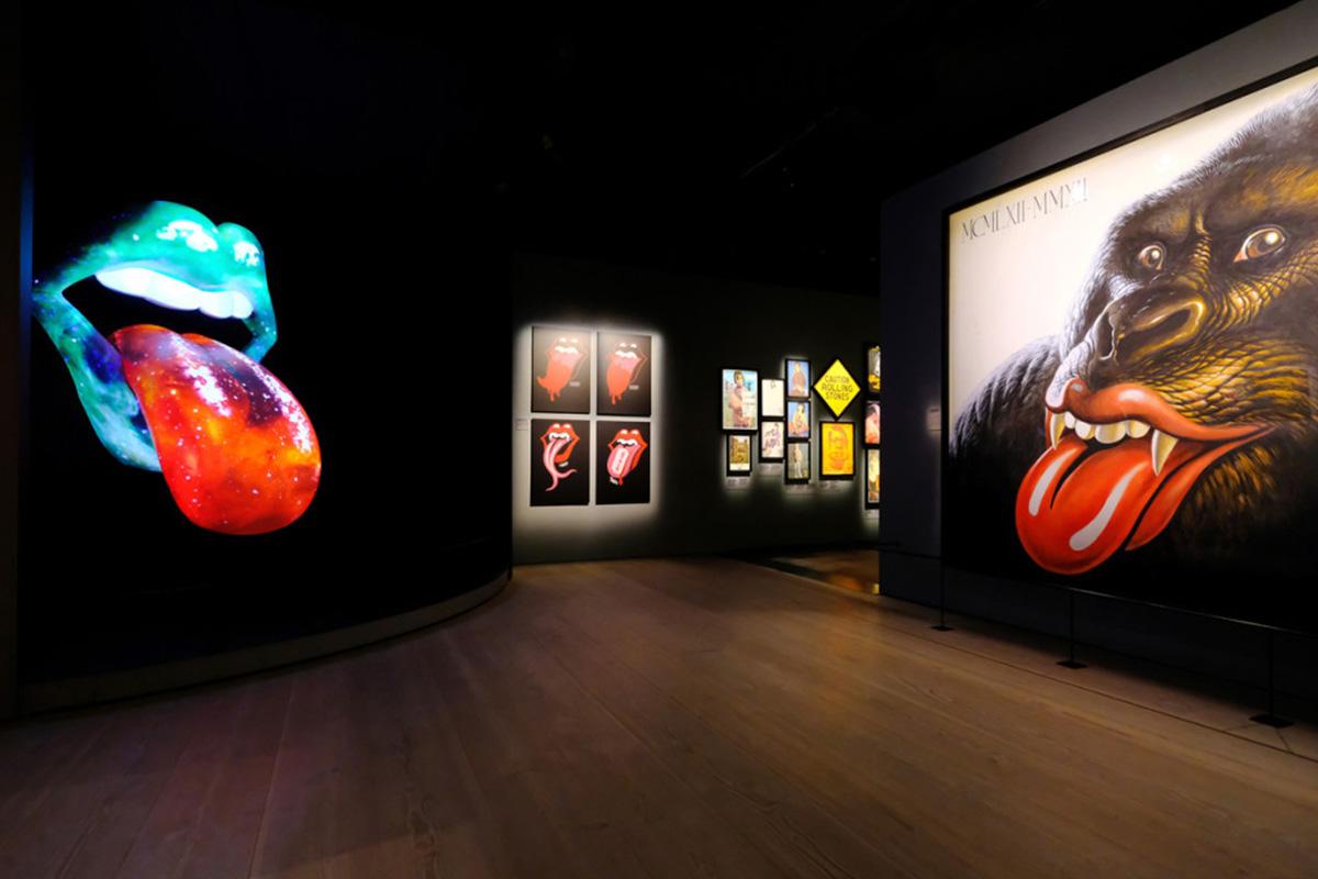 Los Stones en Nashville
