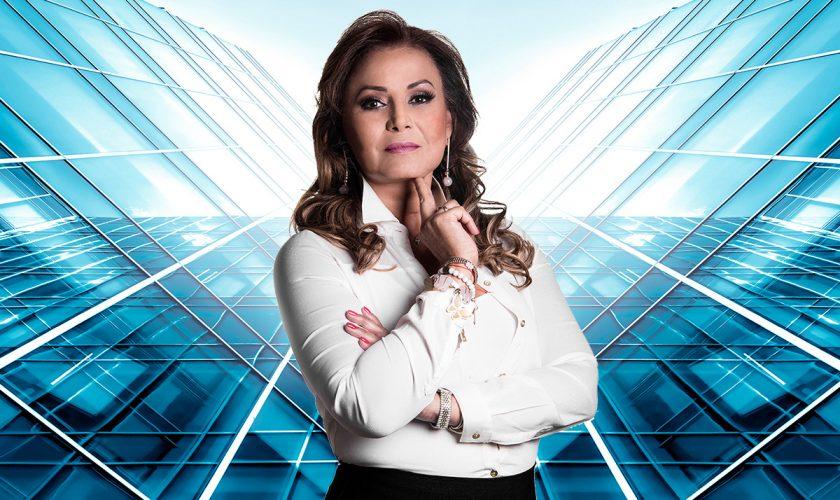 Rosy Arriaga La mujer detrás del real estate