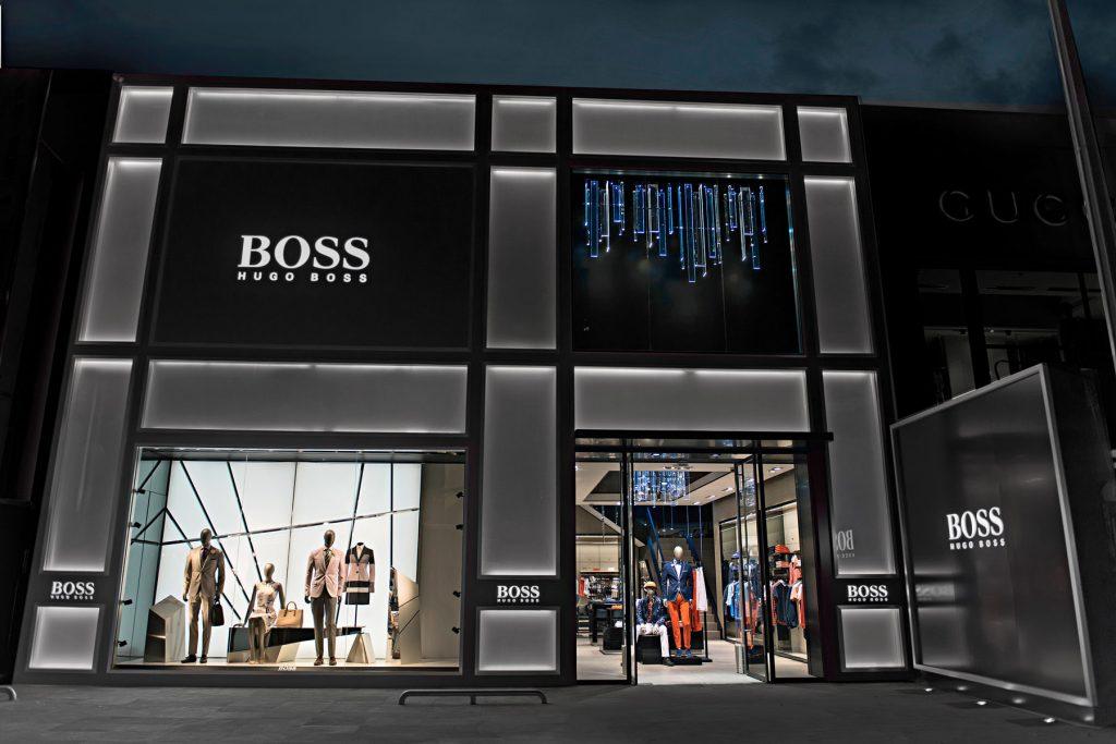 tienda masaryk hugo boss